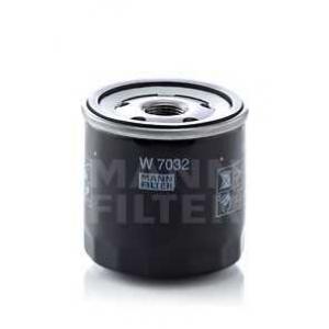 MANN-FILTER W7032 Фильтр масляный (пр-во MANN)