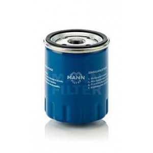 Масляный фильтр w71215 mann - CITRO?N GS Наклонная задняя часть 1.1