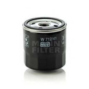MANN W712/41 Масляный фильтр
