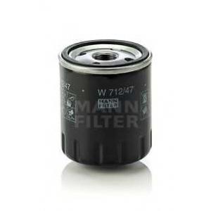 Масляный фильтр w71247 mann - RENAULT 9 (L42_) седан 1.7 (L42F)