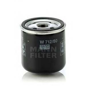 MANN W 712/80 Фильтр масляный