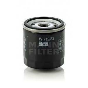 MANN FILTER W71283 Фільтр масляний