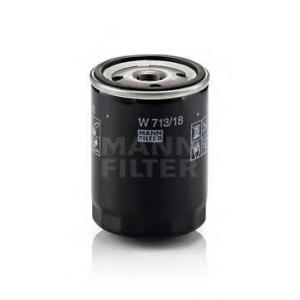 Масляный фильтр w71318 mann - OPEL KADETT D (31_-34_, 41_-44_) Наклонная задняя часть 1.6 D