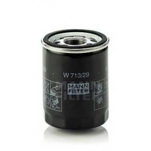 MANN W 713/29 Фильтр масляный