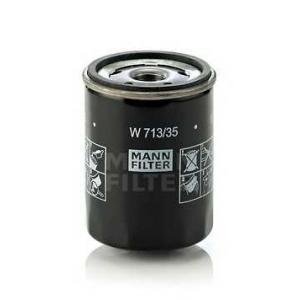 Масляный фильтр w71335 mann - SMART FORFOUR (454) Наклонная задняя часть 1.5 CDI (454.000)