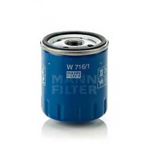 MANN W 716/1 Фильтр масляный