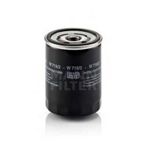 Масляный фильтр w7182 mann - ALFA ROMEO GTV (116) купе 2.0 (116.36 E)