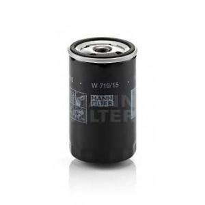 MANN FILTER W71915 Фільтр масляний