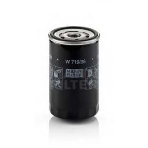 Масляный фильтр w71936 mann - JAGUAR S-TYPE (CCX) седан 3.0 V6