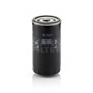 MANN W724/1 Масляный фильтр