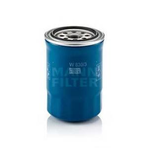 MANN W 830/3 Фильтр масляный