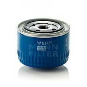 MANN W 914/2 Фильтр масляный