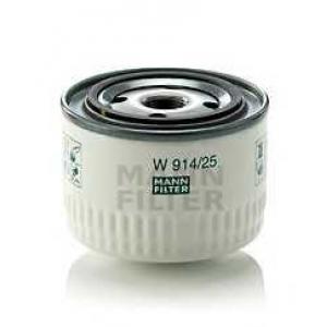 Гидрофильтр, автоматическая коробка передач w91425 mann - RENAULT TRUCKS Premium  Route 385.19,400.19