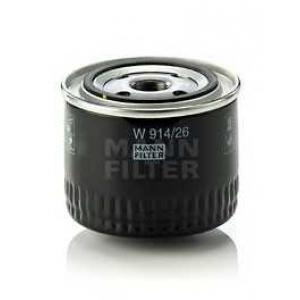 Масляный фильтр w91426 mann - HONDA ACCORD VI (CE, CF) седан 2.0 TDi (CF1)