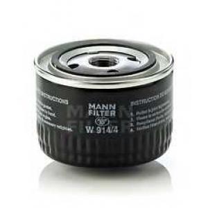 MANN W 914/4 Фильтр масляный