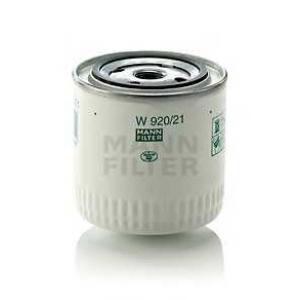 MANN W 920/21 Фильтр масляный