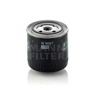 MANN W 920/7 Фильтр масляный MANN