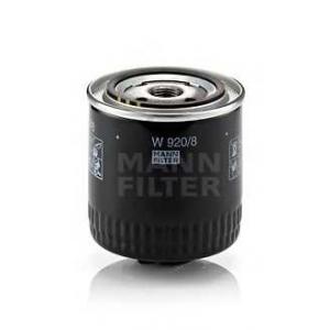 Масляный фильтр w9208 mann - VW POLO (6N1) Наклонная задняя часть 64 1.9 D