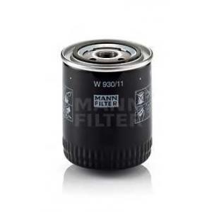 MANN W 930/11 Фильтр масляный