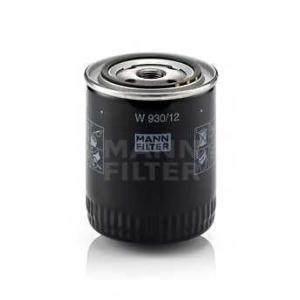 Масляный фильтр w93012 mann - OPEL OMEGA A (16_, 17_, 19_) седан 2.3 TD