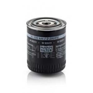 Масляный фильтр w93021 mann - AUDI COUPE (89, 8B) купе 2.6