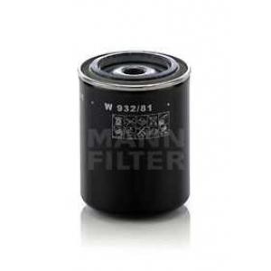 MANN FILTER W93281 Фільтр масляний