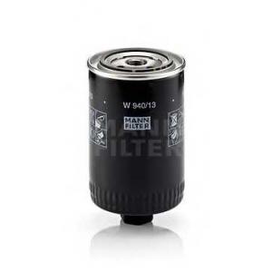 Масляный фильтр w94013 mann - AUDI 100 (4A, C4) седан 2.5 TDI