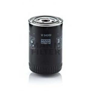 MANN FILTER W94069 Фільтр масляний