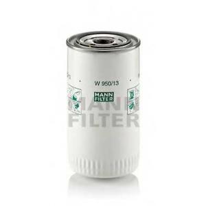 Масляный фильтр; Гидрофильтр, автоматическая короб w95013 mann - VOLVO F 10  F 10/280