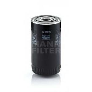 MANN-FILTER W950/26 Фильтр масляный (TRUCK) (пр-во MANN)