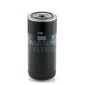 MANN FILTER W962 Фільтр масляний