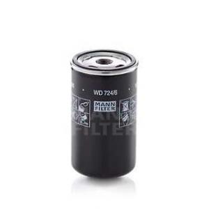 Гидрофильтр, автоматическая коробка передач wd7246 mann -