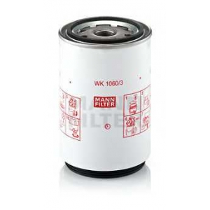 MANN WK 1060/3 X Фильтр топливный низкого давления DAF 85 - XF95, SCANIA 4, VOLVO FM, FH