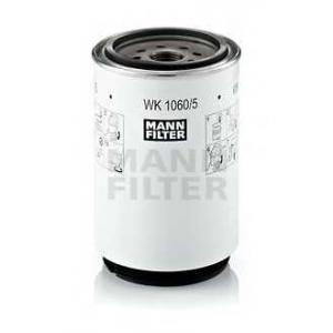 MANN WK 1060/5 X Фильтр топливный низкого давления VOLVO FM