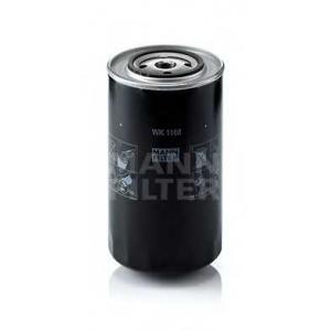 MANN-FILTER WK1168 Топливный фильтр