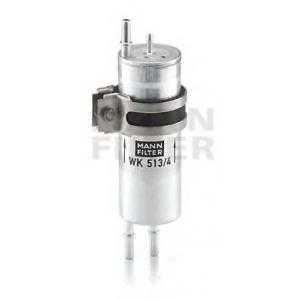 Топливный фильтр wk5134 mann - BMW 7 (E65, E66) седан 760 i,Li