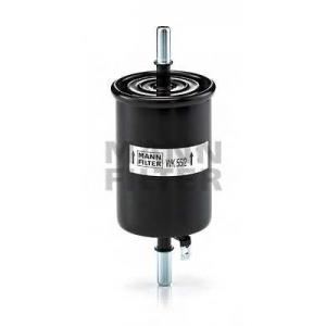 MANN WK 55/2 Фильтр топливный