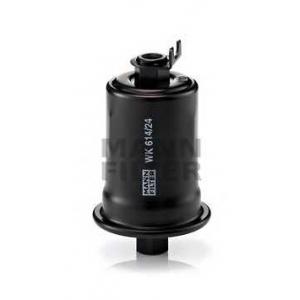MANN WK 614/24 X Фильтр топливный