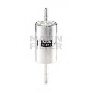 MANN-FILTER WK614/46 Фильтр топливный (пр-во MANN)