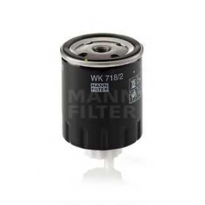 MANN-FILTER WK7182 Топливный фильтр