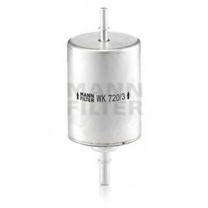 MANN WK 720/3 Фильтр топливный