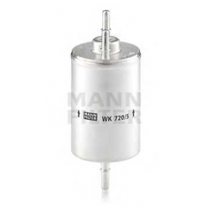 Топливный фильтр wk7205 mann - AUDI A4 (8E2, B6) седан 1.8 T