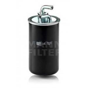 Топливный фильтр wk7221 mann -