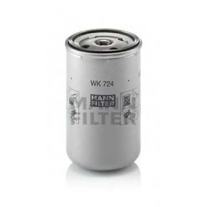 MANN WK 724 Фильтр топливный низкого давления IVECO EuroCargo/ EuroTech/ EuroStar
