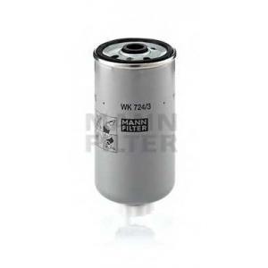 MANN-FILTER WK7243 Топливный фильтр