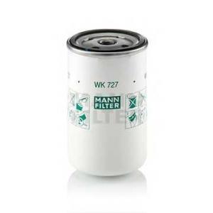 MANN WK 727 Фильтр топливный MANN