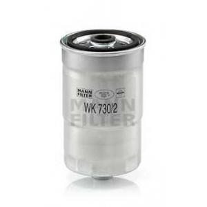 Топливный фильтр wk7302x mann - LAND ROVER DISCOVERY II (LJ, LT) вездеход закрытый 2.5 Td5