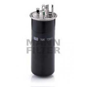 MANN WK735/1 Фільтр паливний