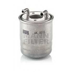 MANN-FILTER WK8016X Фильтр топливный (пр-во MANN)