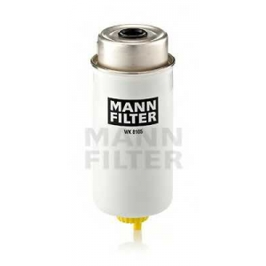 MANN-FILTER WK8105 Фильтр топл. (пр-во MANN)
